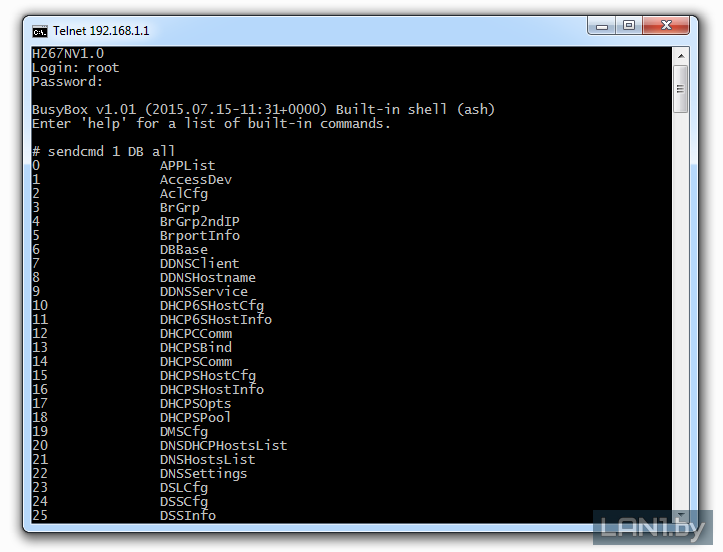 screenshot_telnet_h267n1