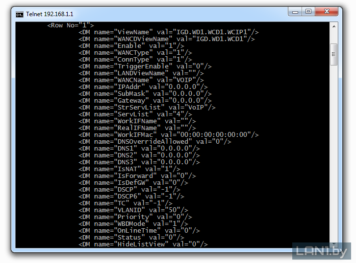 screenshot_telnet_h267n3